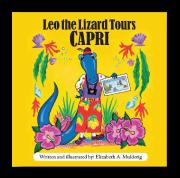 Leo the Lizard Book