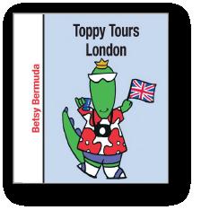 Toppy Tours London Book
